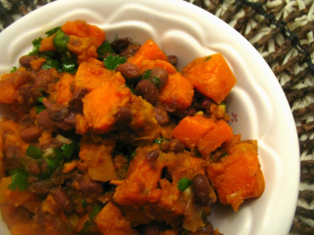 roasted sweet potatoes black beans ingredients 4 medium sweet potatoes ...